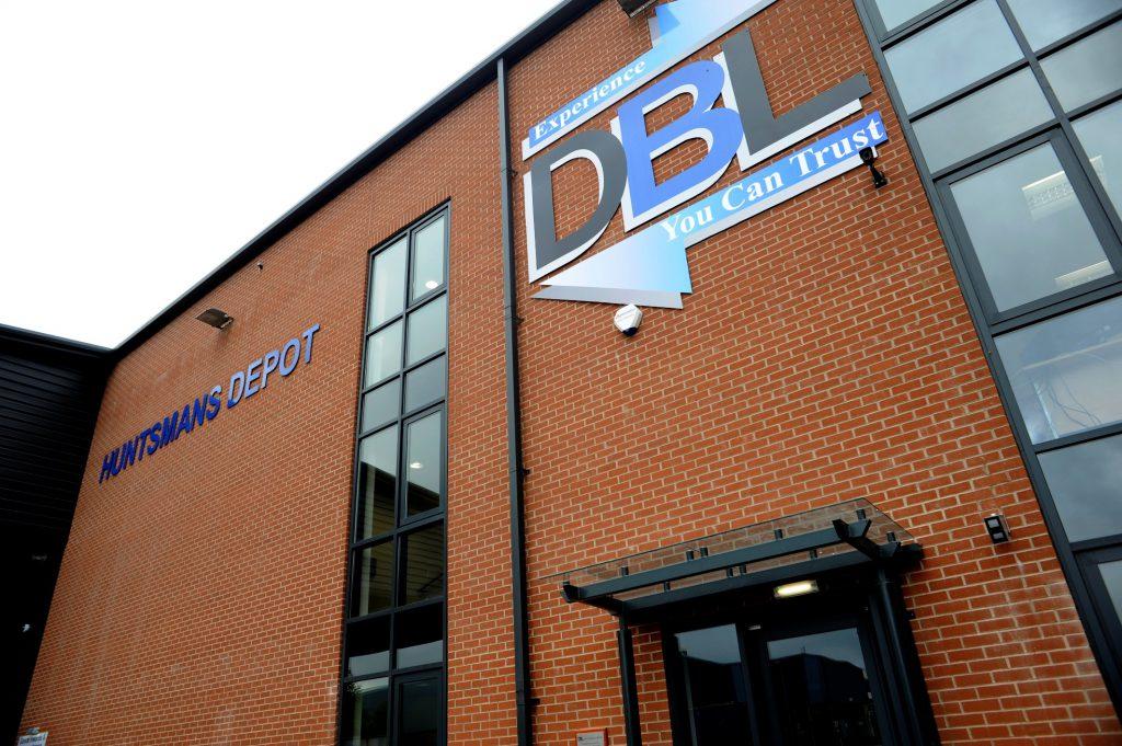 DBL Logistics reception