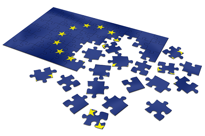 Europe jigsaw